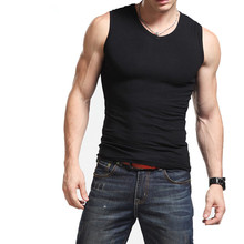 2016 Newest Brand mens t shirts Summer Cotton Slim Fit Men motion Tank Tops Clothing Bodybuilding Undershirt Golds Fitness man