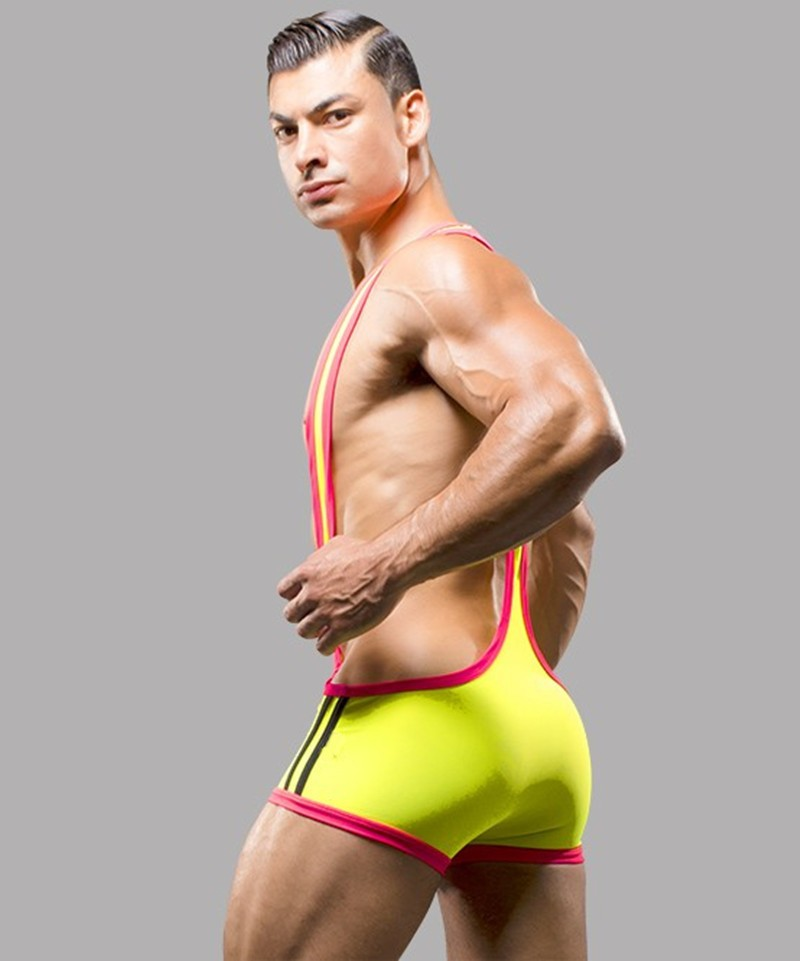 Men-Onesie-sexy-GYM-Singlet-Unitards-Lingerie-Underwear-Man-Body-Shaper-Bodysuit-Wrestling-Leotard-Board-Beach (1)