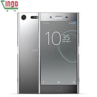 Sony Xperia XZ פרימיום G8142 4 גרם RAM 64 גרם ROM ה-sim הכפול 19MP תשלום מהיר 3.0 אוקטה Core NFC אנדרואיד 3230 mAh 4 גרם LTE הנייד הטלפון