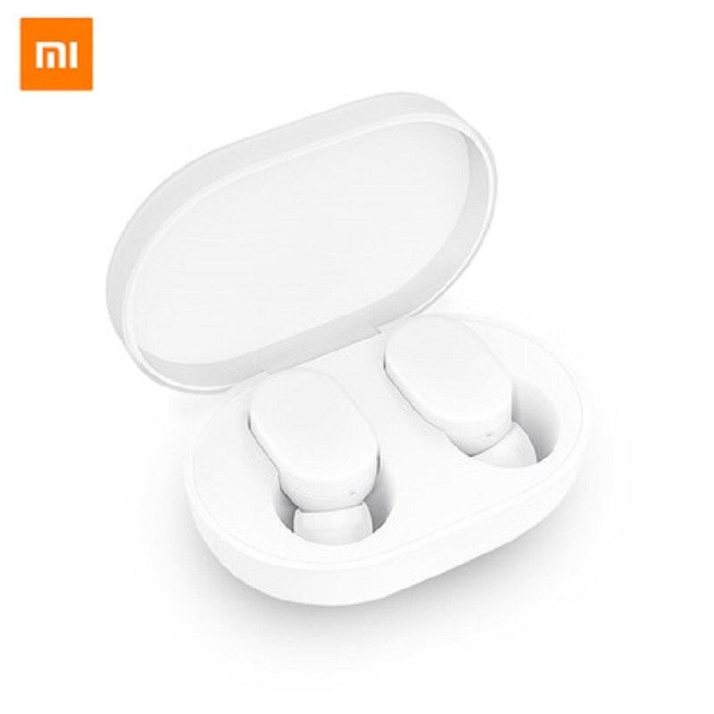 Écouteurs Xiaomi Airdots, écouteurs TWS Bluetooth écouteurs Xiaomi Airdots et écouteurs Xiaomi Air Pro avec boîte de chargement