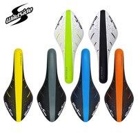 High Quality Bikcycle Saddle Microfiber Leather Cr Mo Steel Rail Bike Saddle Seat MTB Road Ultralight