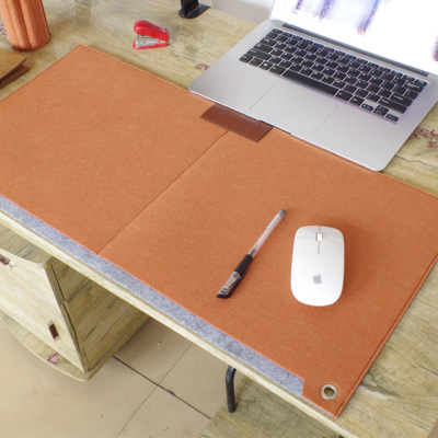 Mouse pad Custom wool felt Mouse Pad Mice Mat Mouse Pads Decorate Your Desk gaming super large pad mat