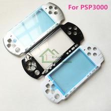 PSP3000 için PSP 3000 Kabuk Ön Kapak ön kapak Shell Kılıf değiştirme