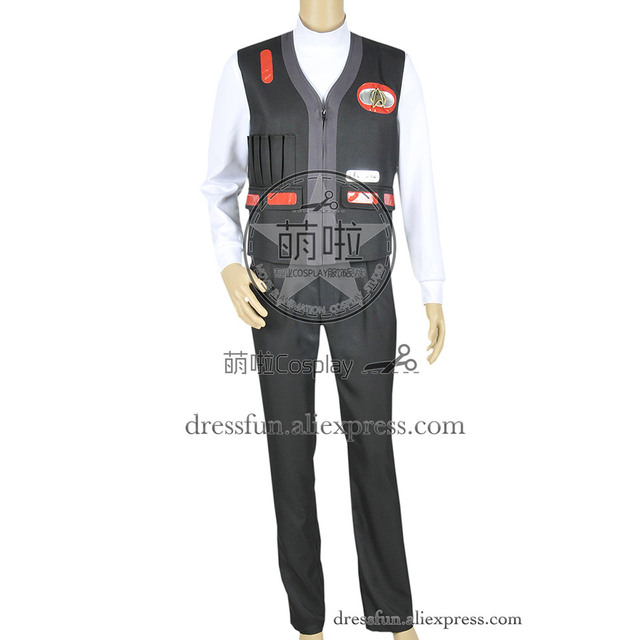 Star Trek III-V Cosplay Chief Engineering Scotty Costume Shirt Vest Uniform Outfits Halloween Fashion  sc 1 st  AliExpress.com & Star Trek III V Cosplay Chief Engineering Scotty Costume Shirt Vest ...