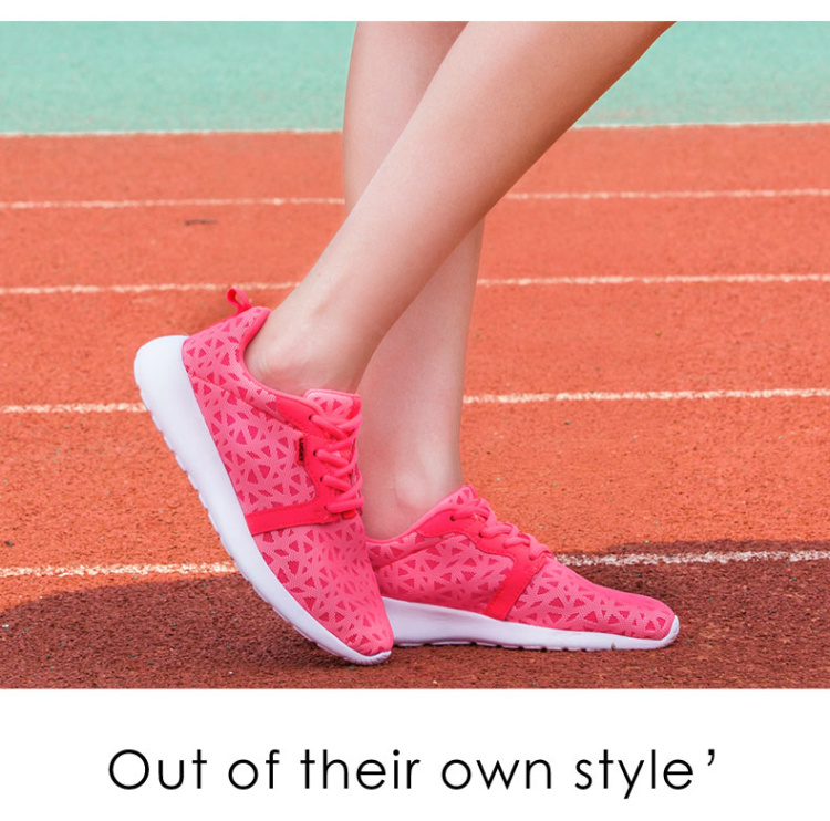 Trainers Women 2017 Fashion Flat Heels Casual Shoes Woman Low Top Summer Sport Women\'s Shoes Valentine Runner Shoes Flats ZD58 (12)