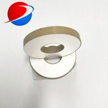 60*30*10 мм пьезоэлектрические керамические материалы PZT-8, пьезоэлектрическое керамическое кольцо