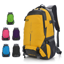 45L Large Capacity Man Travel Bag School Backpack Women Bags Waterproof Nylon Shoulder Backpack Bolsa Escolar Bagpack New 2019