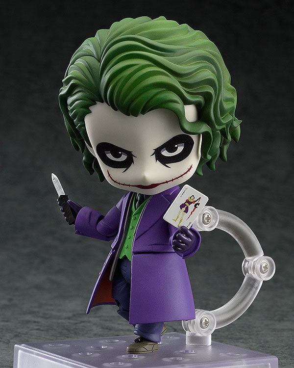 10cm Batman Nendoroid Joker Action Figure Collection toys for christmas gift Free shipping with retail box