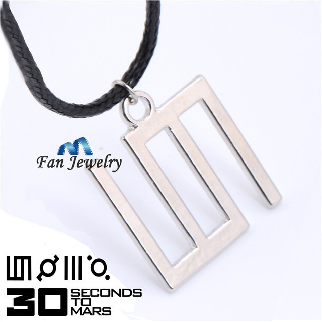 30 Seconds To Mars Symbols Necklace Xl379 In Pendant Necklaces From