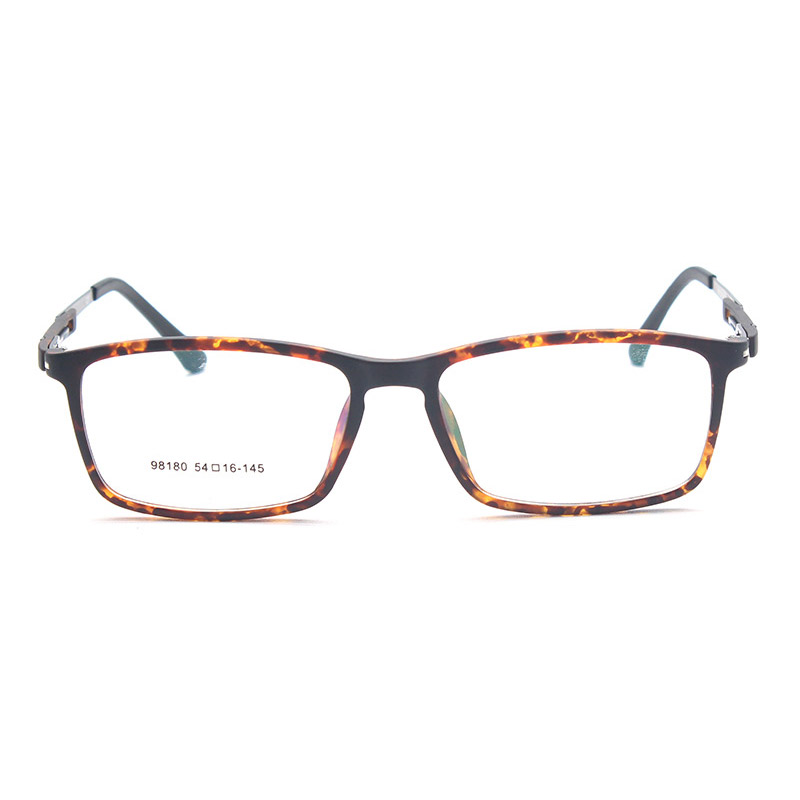 Image 4 - Reven Jate 98180 Acetate Full Rim Flexible High Quality Eyeglasses Frame for Men and Women Optical Eyewear Frame Spectacles-in Men's Eyewear Frames from Apparel Accessories
