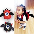 Cartoon 3D Design Eyes Strange Kids backpack Boys Girls Oxford School Bags Kindergarten Baby School Backpacks With Kawaii Tail