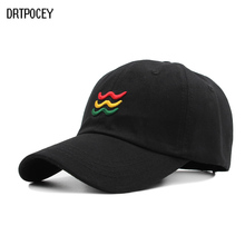 2018 Fashion Black Baseball Cap Embroidery Snapback Hat For Men Women Caps Summer Sun Hat Snapback Caps Sport Cap Bone Garros