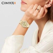 women quartz watch new design brand bracelet style watch clock 2016 luxury gold Ceramics Ladies wrist Watch for women fashion