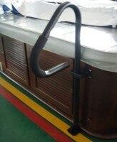 Регулируемый высокой спа и джакузи перила, бассейн Иоасафа Детская безопасность Rail Кронштейны