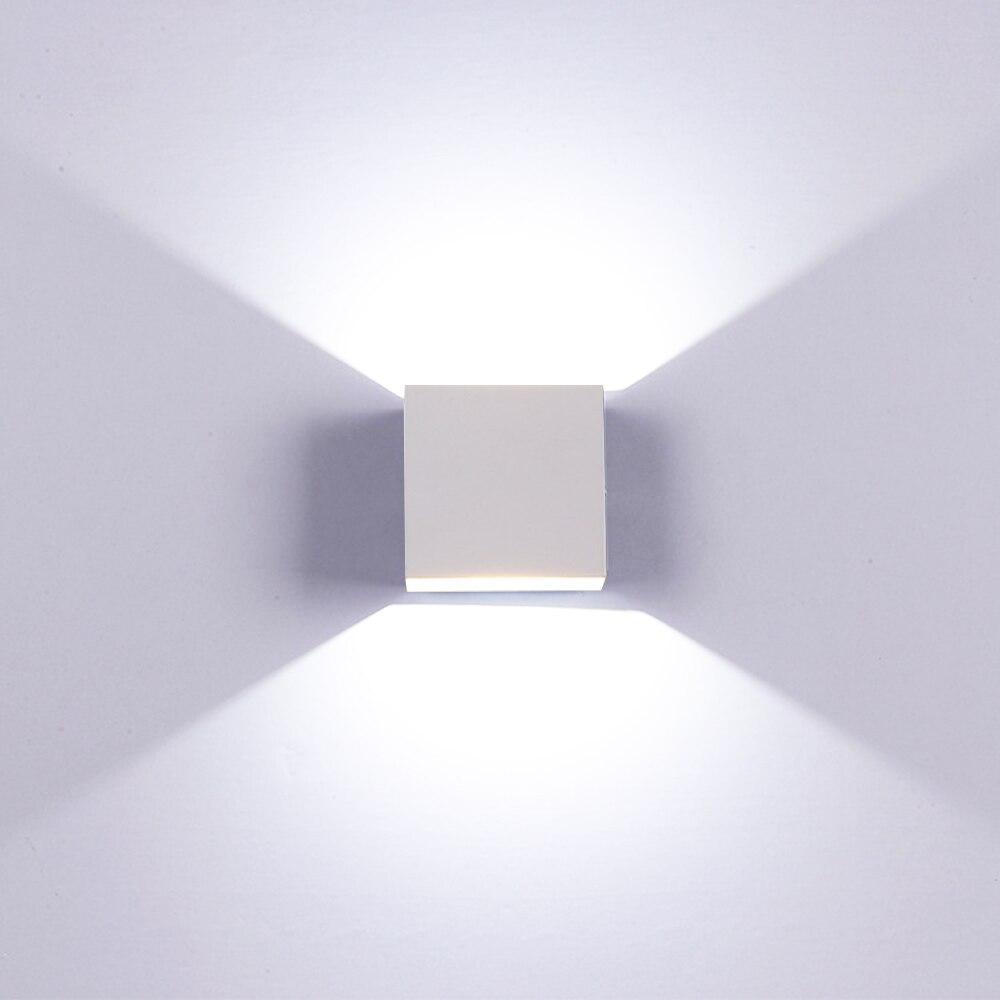 Home Lighting: Cube COB LED Indoor Lighting Wall Lamp Modern Home