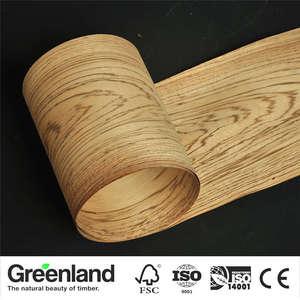 Image 4 - Zebrano (CC) impiallacciature di legno Pavimenti In Mobili FAI DA TE Materiale Naturale camera da letto sedia da tavolo Della Pelle Dimensioni 250x20 centimetri da tavolo Impiallacciatura