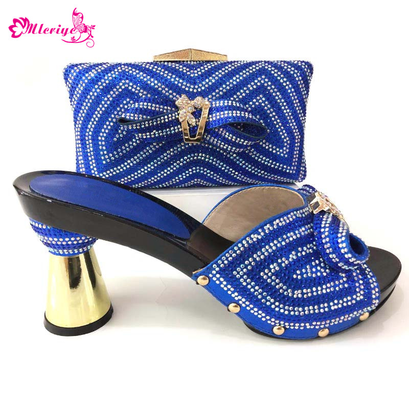 New Fashion African Shoes and Matching Bags Italian Shoes and Bags Set Nigerian Shoes and Matching Bags High Quality for Women doershownew fashion italian shoes with matching bags for party high quality shoes and bags set for wedding szie 38 or 42 wow25 page 2