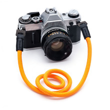 Slr 카메라와 일부 마이크로 단일 카메라에 대 한 10pcs 나일론 가죽 유행 성격 카메라 밧줄 스트랩