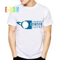 Najnowszy projekt nauki wzór drukowane t shirt męska lato krótki rękaw o neck cotton tee topy duży rozmiar unisex