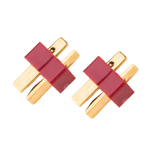Image 4 - 10PCS/5Pairs T Plug Deans Connectors For RC LiPo Battery Helicopter Male & Female Connector Assortment Kit for imax b6 charger
