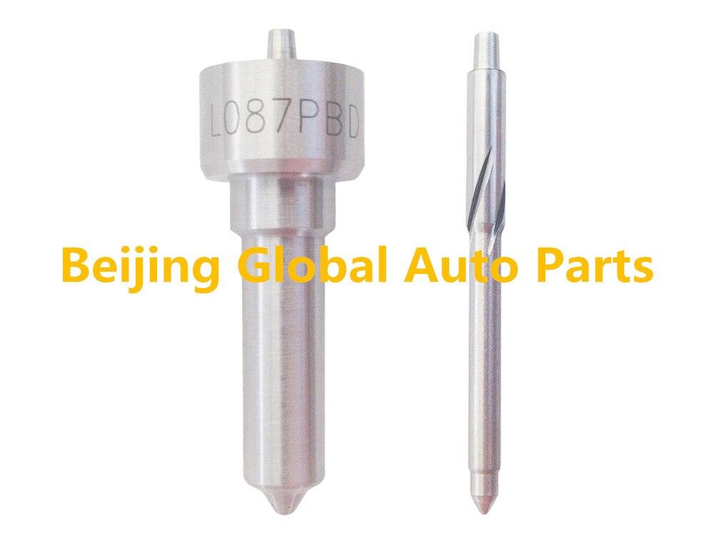 High Pressure Diesel Engine Common Rail Injector Nozzle L087PBD for Injector EJBR01401Z EJBR01701Z EJBR02101Z EJBR04101D