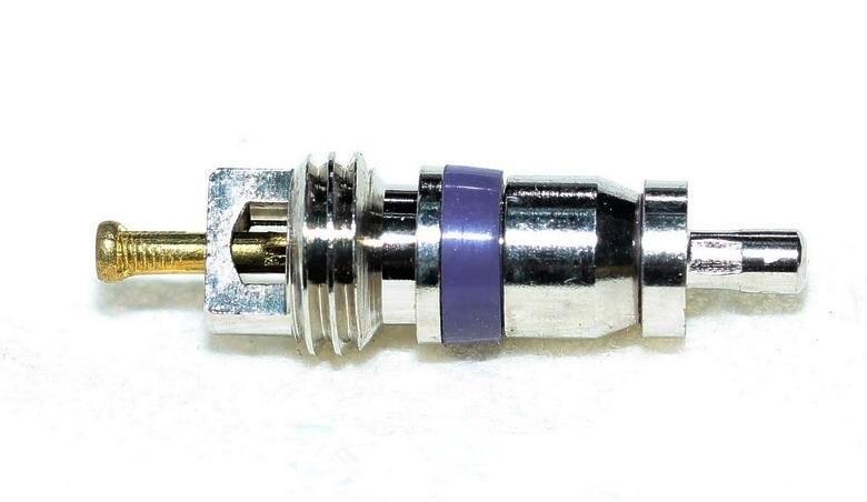 harbll 5 шт. хладоагент R134a автомобильной кондиционер клапан ядро высокой стороне для Бенц БМВ Форд Фольксваген magotan сагитар