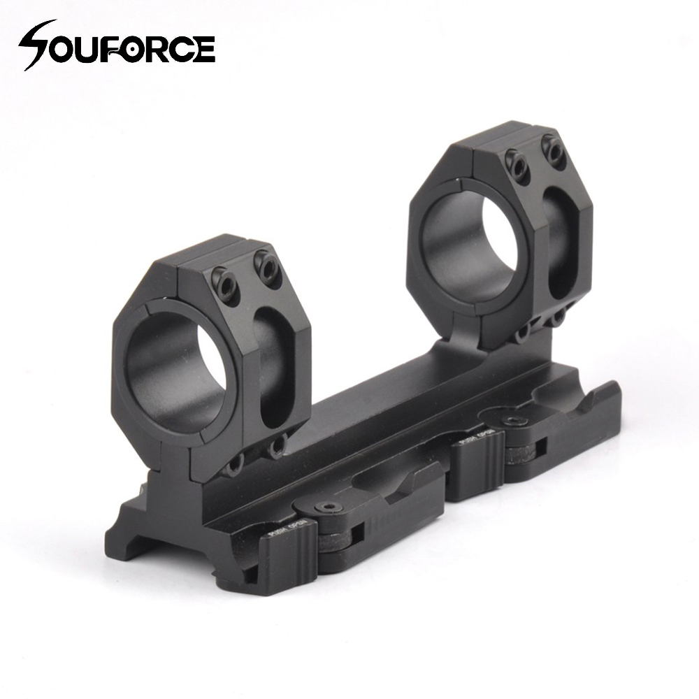 25.4mm/30mm Weaver Picatinny Rings QD Mounts Bases With Auto Lock for 20mm Weaver Rail Scope Tactical Hunting mount base picatinny weaver weaver picatinny -