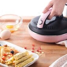 Электрическая блинница, машина для пиццы, блинная машина, противень для выпечки, машина для выпечки, антипригарная сковорода, кухонные инструменты для приготовления пищи