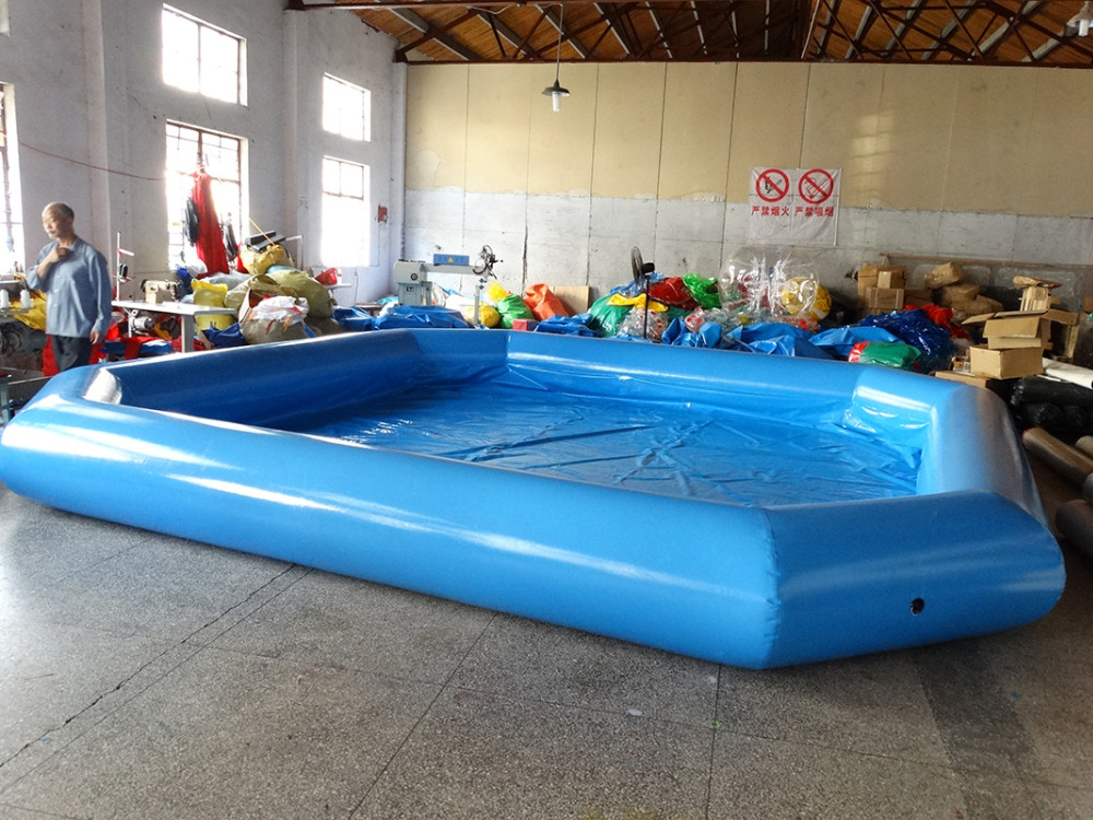 2017 Customized Giant inflatable pools for adults swimming pool for adults