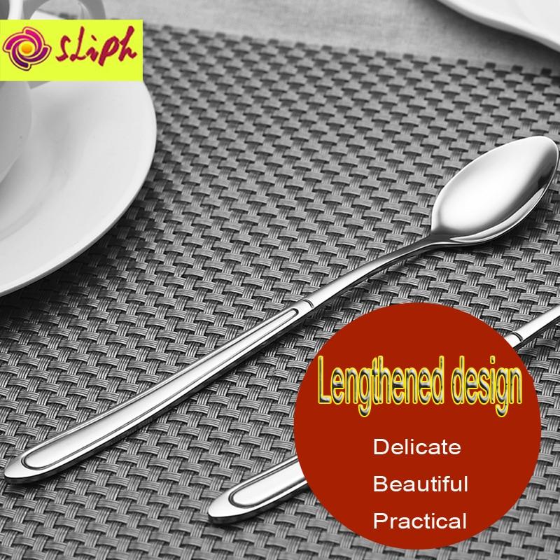 Magas minőségű rozsdamentes acél étkészlet Steak kés Desszert - Konyha, étkező és bár - Fénykép 6