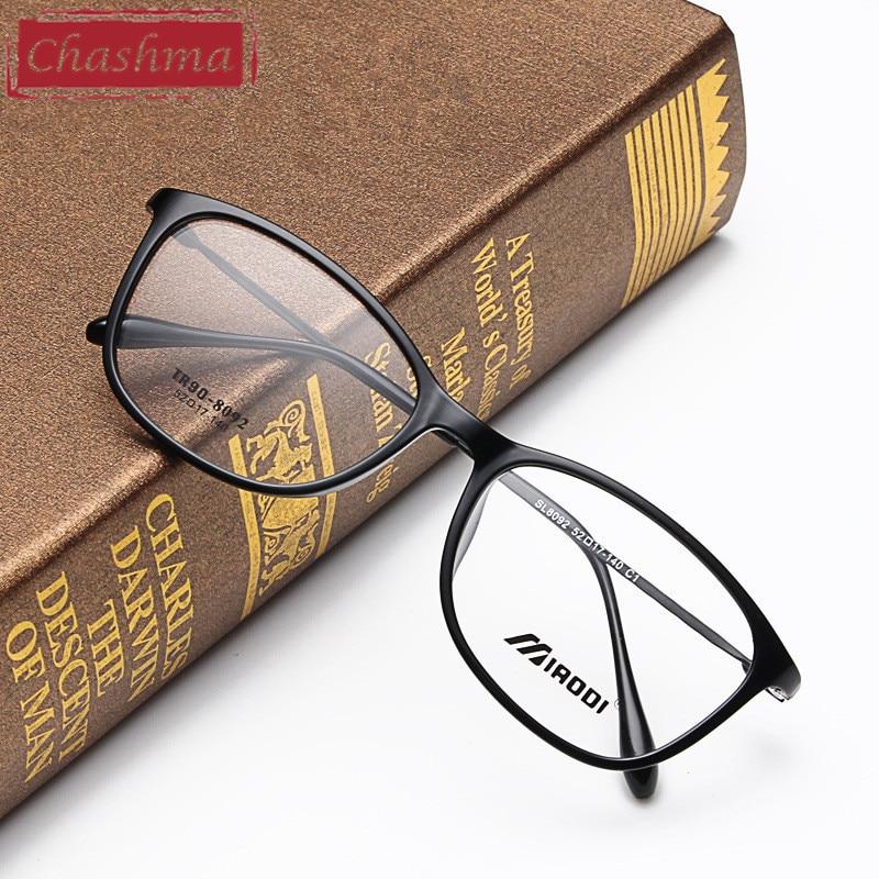 c40c5f8ebf611 Chashma TR 90 Óculos Estilo Perfeito Luz Dos Olhos Óculos de Armações de  óculos Armações de Óculos Homens e Mulheres