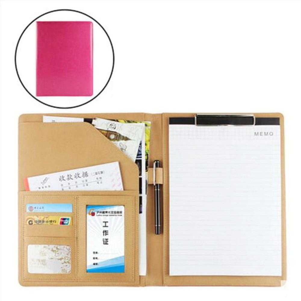 A4 Stationeries File Case Holder Size Folder Paper Ring