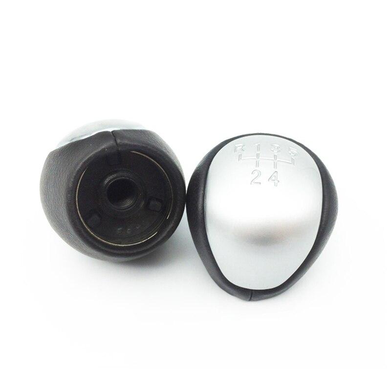 5 Speed Car Gear Stick Shifter Shift Handball Knob For Hyundai Kia Forte Soul