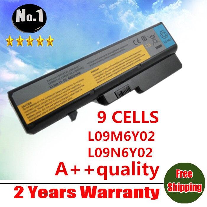 Prix pour Livraison gratuite nouveau 9 cellules batterie ordinateur portable pour LENOVO L09C6Y02 L09L6Y02 L09M6Y02 L09N6Y02 L09S6Y02 L10C6Y02 L10M6F21 L10P6F21