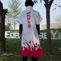 Высокое Качество Наруто Yondaime Хокаге Косплей Костюм Мультфильм Chartecter Одежды Костюм