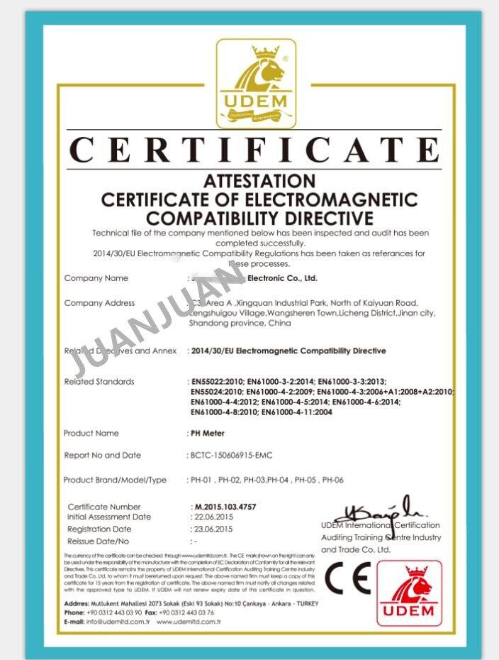 PH-009 PH-meeter Veekvaliteedi testija Happesusetester Veebasseini - Mõõtevahendid - Foto 5