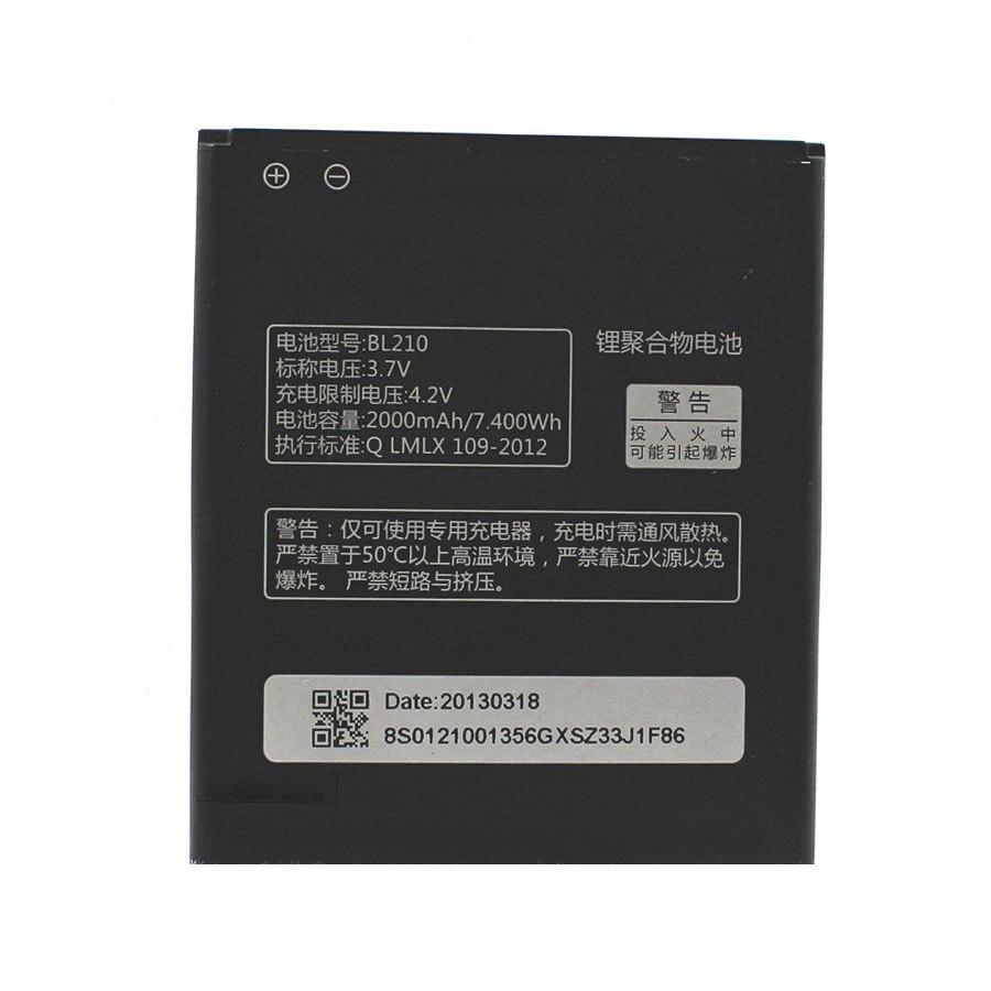 En Stock BL210 Batterie Pour Lenovo A536 A606 S820 S820E A750E A770E A656 A766 A658T S650 Téléphone Portable Bateria + Numéro De Suivi