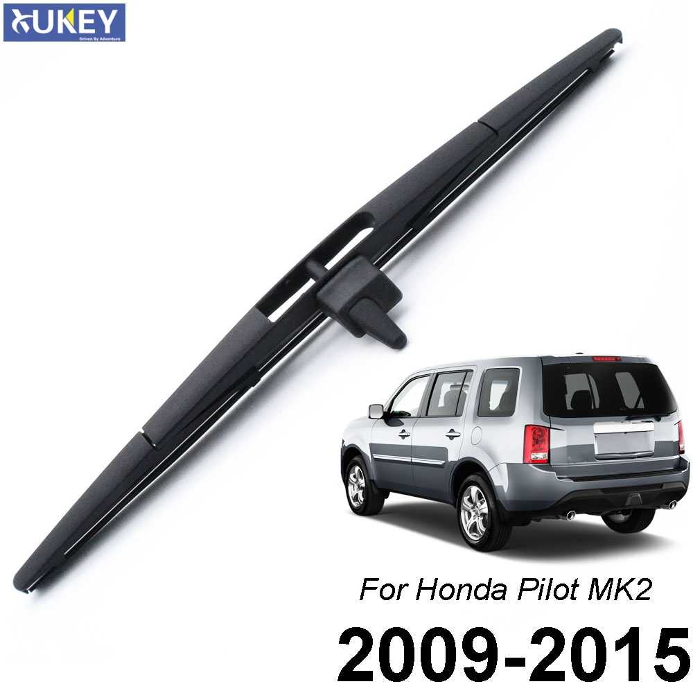 """Xukey 14 """"Ốp Lưng Phía Sau Kính Chắn Gió Gạt Dành Cho Xe Honda Phi Công MK2 2015 2014 2013 2012 2011 2009"""