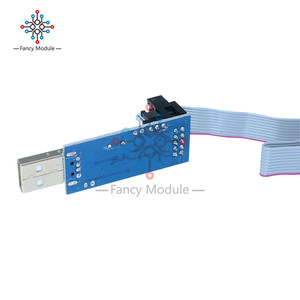 Image 4 - AVR ATMEGA16 Minimum System Board ATmega32 + USB ISP USBasp Programmer For ATMEL