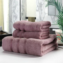 3PCS Luxury Organic Bamboo Bath Towels Sets for Adults,High Quality Decorative Bamboo Fiber Bathroom Bath Towels Sets(China)