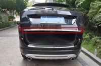 1 stuks Achter Gate Kofferdeksel Cover Voor Volvo XC60 2009-2010 2011 2012 2013 2014 2015