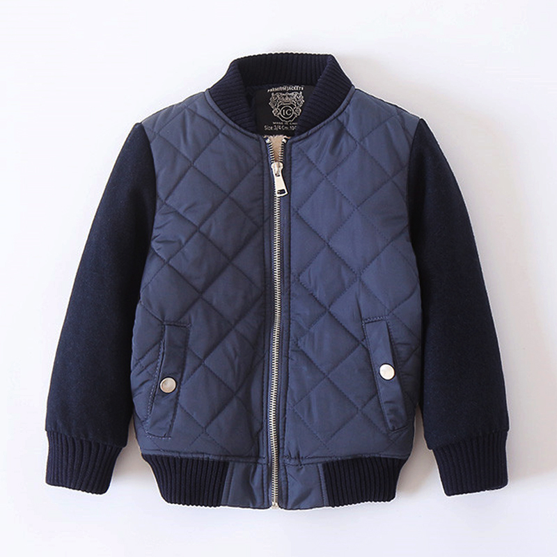 Children Jacket Winter Jackets For Boys Casual  Boys Clothes Warm Kids Outerwear Thicker Boy Coat Teenage Sweatshirts 3-12 Yrs