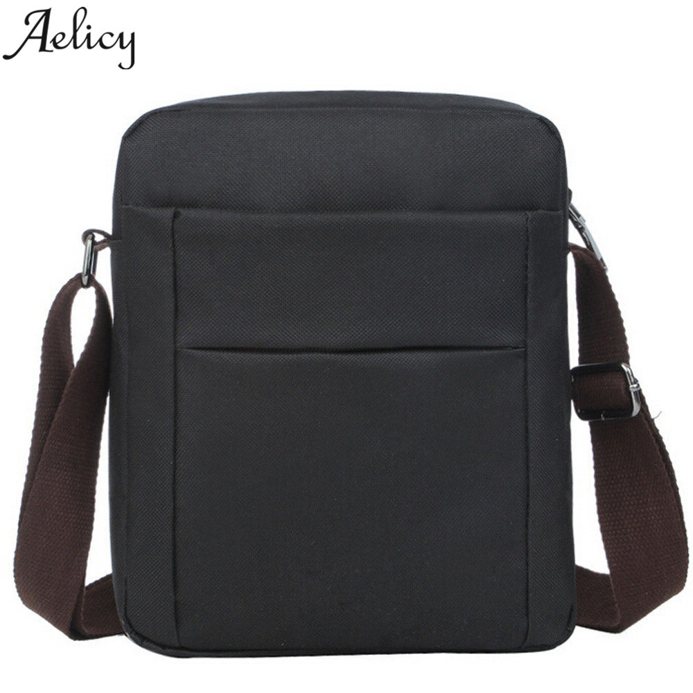 Aelicy High Quality Fashion Mens Canvas Shoulder Bags Handbag Men Crossbody Bag Small Men Messenger Bags Vintage Bolsas new canvas shoulder bag casual men s shoulder crossbody cross vintage bag retro fashion women s small square bags high quality