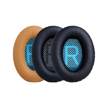 купить Replacement Foam Ear Pads Cushions Earpads for Bose QuietComfort QC2 QC15 QC25 QC35 AE2 Around-Ear Headphones Ear Cushion онлайн