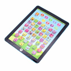 Funny Tablet PC Model Touch Screen Tablet Machine Learning English Educational Toys Mini Learning Machine Random Colors