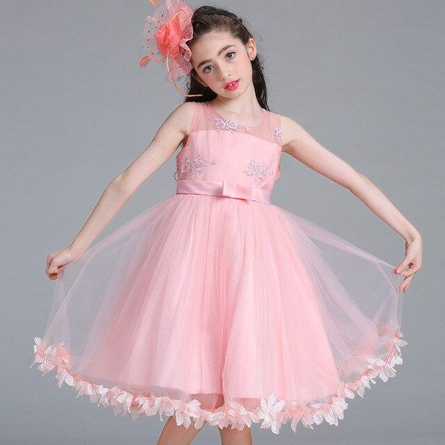 Hermosa Vestidos De Fiesta Para Niñas De 5 Años Galería - Ideas de ...