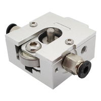 DIY Reprap Bulldog All Metal Extruder Parts Remote For 1 75 3mm Compatible With E3D J
