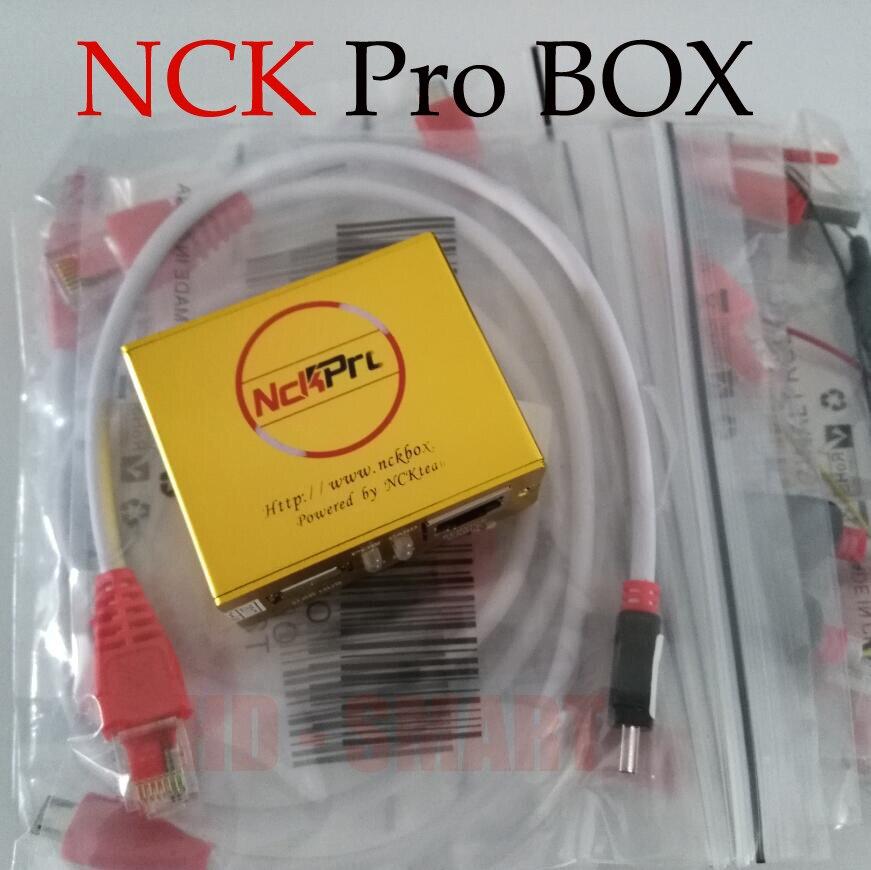 Original NCK PRO BOX NCK Pro 2 box (compatible con NCK + UMT 2 en 1) nueva actualización para Huawei + 15 cables + envío gratis