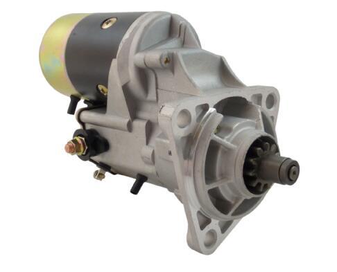 Новый 12 В 2.5KW 11 Т стартер 028000 6560 128000 7750 128000 7752 5811001690 5811001691 для промышленных двигателей isuzu 4BD1 6BD1
