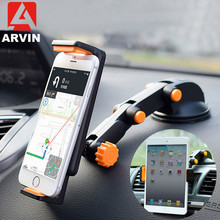 360 Degree Rotation Car Phone Tablet Holder for IPAD Air Mini 1 2 3 Universal Sucker Stand In iPhone 4-11 inch PC